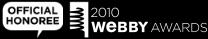 2010 Webby Awards Official Honoree